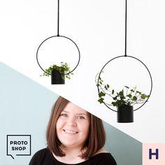 Hanna Särökaari ja Kerä-amppeli.