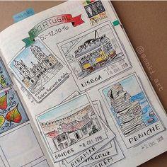 57 Ideas zen art inspiration journal pages Planner Bullet Journal, Bullet Journal Travel, Bullet Journal Inspiration, Travel Journals, Bullet Journals, Art Journals, Scrapbook Journal, Travel Scrapbook, Doodles