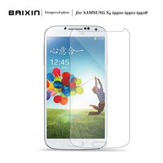 Screen Protectors Tempered Glass Film for Samsung S4 i9500 Explosion Proof Screen Protector for Galaxy S4 i9500 LCD Guard Screen Protective Film -- Click the VISIT button for detailed description on AliExpress website