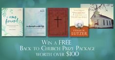 Enter by Sunday, August 14 for your chance to win!