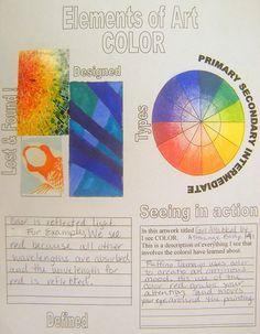 .Color worksheet