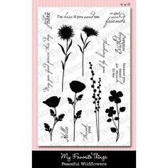 Afbeeldingsresultaat voor MFT peaceful wildflowers