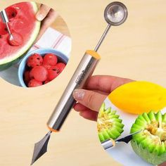 Buy 'Cuteberry – Double Ended Melon Baller Carving Knife' with Free International Shipping at YesStyle.com. Browse and shop for thousands of Asian fashion items from China and more!