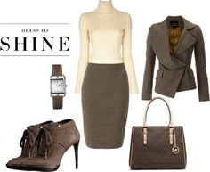 """Dress To Shine"" by carchaney ❤ liked on Polyvore"