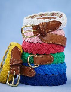 those belts!