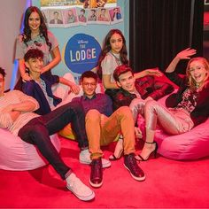 Thanks for coming to meet us at #SkyBackstage for #TheLodge meet and greet, hope you all had fun!