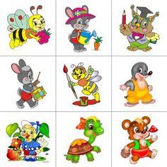 Zoo Preschool, Preschool Centers, Kindergarten, Cute Cartoon Pictures, Trash To Treasure, Paper Crafts For Kids, Butterfly Art, Book Activities, Bowser