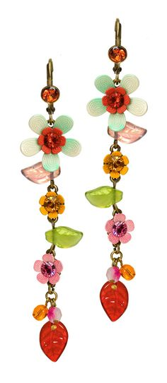 Orly Zeelon The Long & Lean Earrings 206303-0013