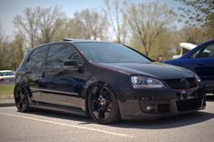 Really don't like the GTI wheels but stance is nice # Golf Stance Thread. Golf Gti R32, Gti Car, Volkswagen Golf R, Datsun 240z, Honda Fit, Cars, Wheels, Golf Tips, Supercar