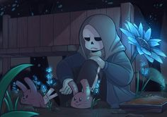 I couldn't handle the responsibility by rosuroid on DeviantArt Undertale Ships, Undertale Fanart, Undertale Comic, Sans Sad, Guardian Of The Moon, Undertale Drawings, Rpg Horror Games, Indie Games, Artist Art