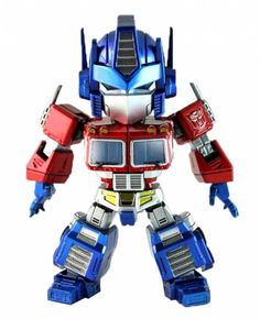 Kidslogic - Super Deformed Optimus Prime