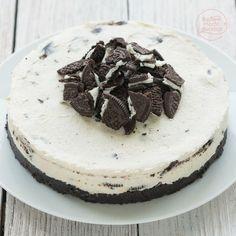 Oreo-Torte ohne Backen