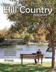 Club Victoria and it's history featured this issue of Texas Hill Country Magazine
