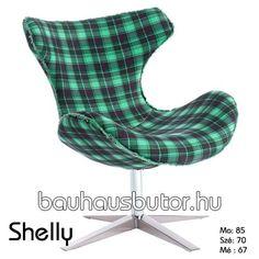Kiváló minőségű kockás anyagból készült design forgó fotel. Bauhaus Design, Egg Chair, Furniture, Home Decor, Decoration Home, Room Decor, Home Furnishings, Arredamento, Interior Decorating