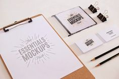Free & Professional PSD Mock-Up