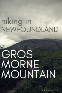 Top 10 Must Visit Camping Destinations Gros Morne, Canadian Travel, Canadian Rockies, Hiking Spots, Hiking Trails, Nature Sauvage, East Coast Road Trip, Atlantic Canada, Newfoundland And Labrador