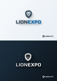 #Logo for Lionexpo | All-in-one exhibition platform #logodesign