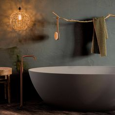 "WE ARE COCOON COCOON stands for craftsmanship, timeless design and sustainable materials. Made to last a lifetime. This vision reflects into our exclusive bathroom collections and international design projects ABOUT COCOON ""SIMPLICITY IS Luxury Bathtub, Bathroom Design Luxury, Bath Design, Bathroom Interior, Luxury Bathrooms, Bathroom Designs, Black Bathroom Taps, Bathroom Fixtures, Master Bathroom"