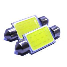 $20.90 (Buy here: https://alitems.com/g/1e8d114494ebda23ff8b16525dc3e8/?i=5&ulp=https%3A%2F%2Fwww.aliexpress.com%2Fitem%2F10Pieces-lot-2014-New-Festoon-COB-31MM-36MM-39MM-41MM-3W-Car-LED-Bulbs-Interior-Dome%2F1954812375.html ) 2016 New Festoon COB 31MM / 36MM /39MM/42MM  3W Car LED Bulbs Interior Dome Festoon Lights White 12V  10Pieces/lot for just $20.90