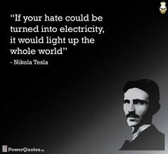 Discover and share Nikola Tesla Quotes On God. Explore our collection of motivational and famous quotes by authors you know and love. Tesla Nikolai, Nikola Tesla Quotes, Nicolas Tesla, E Mc2, Quantum Physics, Quotable Quotes, Qoutes, Albert Einstein, In This World