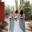 Tayler  Alex's Rustic Garden Wedding at the Desert Botanical Garden.
