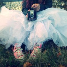 White Dress, Fashion, Ruffles, TuTu, Pink, Vintage Camera, Nature,... ($15) ❤ liked on Polyvore featuring home, home decor, wall art, photo wall art, white home accessories, green wall art, pink flamingo wall art and photographic wall art