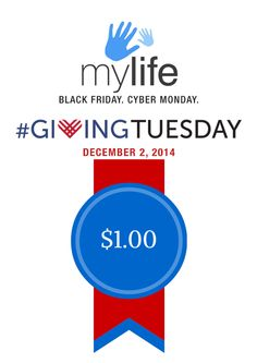 "Support ""My Life"" Today #GivingTuesday ! https://www.paypal.com/cgi-bin/webscr?cmd=_s-xclick&hosted_button_id=CP77EP9JH3KBW / themylifefoundation.org / The My Life Foundation shares it with these #hashtags / #themylifefoundation #501c3 #npo #nonprofit #charity #organization #mylife #life #foundation #GivingTuesday #GreatGiving #UNselfie #NJ #Wrightstown #NewJersey #Giving #Donate #Contribute #Love"