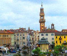 Casale Monferrato, where I lived in Italy :)