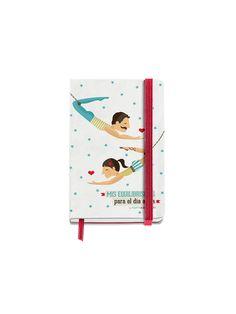 Cuaderno Logbook Equilibrismos diseñado por TuttiConfetti para MIQUELRIUS