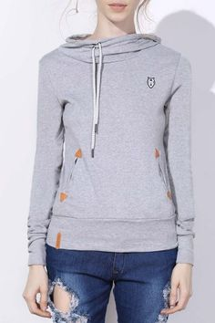 GET $50 NOW | Join RoseGal: Get YOUR $50 NOW!http://www.rosegal.com/sweatshirts-hoodies/stylish-hooded-long-sleeve-pocket-218936.html?seid=7066259rg218936