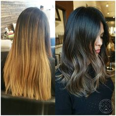 TRANSFORMATION: Fall Dimension - Career - Modern Salon