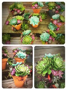 Oh So Succulent framelits die from Stampin' Up!