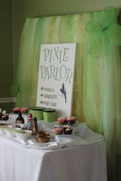 Pixie and Pirates | CatchMyParty.com