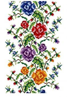 Geometric Lion - Counted Cross Stitch Pattern (X-Stitch PDF) Hand Embroidery Stitches, Crochet Stitches Patterns, Crewel Embroidery, Counted Cross Stitch Patterns, Cross Stitch Designs, Cross Stitch Embroidery, Beaded Cross Stitch, Cross Stitch Rose, Cross Stitch Flowers