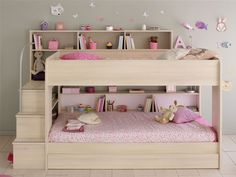 תוצאת תמונה עבור bunk  bed kids with storage