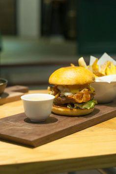 Providore: Grass-fed beef burger