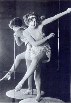 Bee Jackson, 1920s