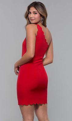 Club Dresses, Sexy Dresses, Vintage Dresses, Short Dresses, Fashion Dresses, Little Red Dress, Red Party, Silk Mini Dress, Red Skirts
