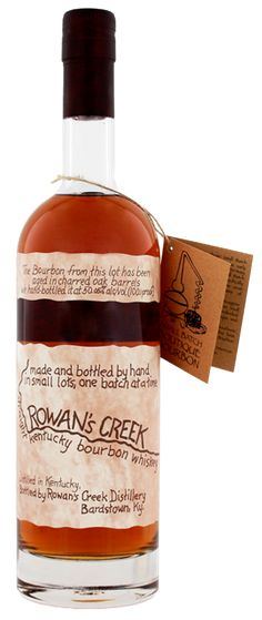 Rowans Creek Kentucky bourbon whiskey online kopen in Nederland