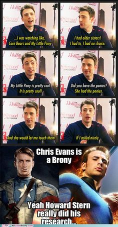 This makes me love Chris Evans even more now!