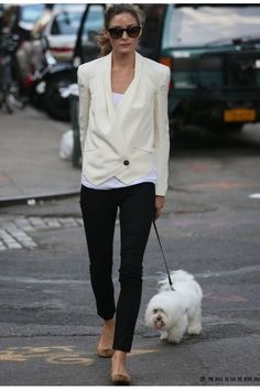 Olivia Palermo Casual Look | Women's Look | ASOS Fashion Finder