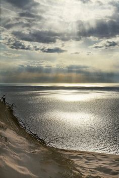50909_Lake Mich Patterns by ETCphoto, via Flickr