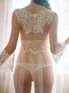 Choose The Perfect Bridal Lingerie For Your Wedding Day - Trend To Wear