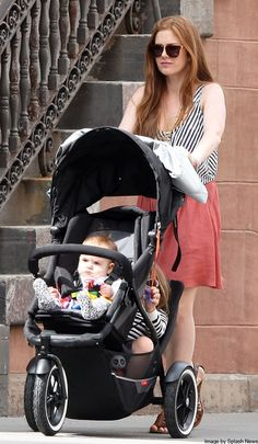 Phil Explorer Inline Double:   Isla Fisher and her two gorgeous daughters, Olive and Elula