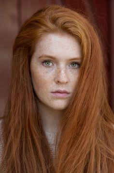 Redheads Be Here : Photo
