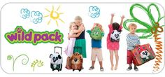 Check out our Backpacks, Lunch packs and Trolleys!