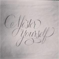 2.0 #handlettering #lettering #typography #scriptness #type #sketchbook | Flickr - Photo Sharing!