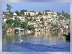 Ozama river DR