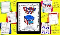 No Monkey Business: Election Day Freebie