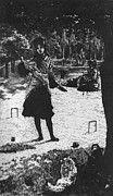 """New artwork for sale! - """" Tissot Le Croquet by James Jacques Joseph Tissot """" - http://ift.tt/2puvdOf"""